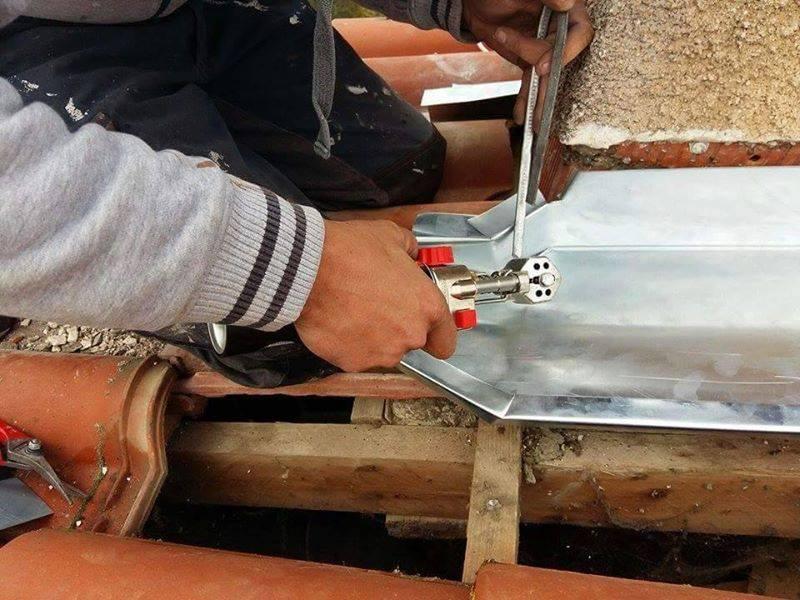 ACCZ TOITURE ABERGEMENT DE TOITURE SOUDURE ACCZ TOITURE travaux de zinguerie dans les environs de Gratens